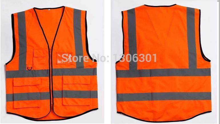 reflective vest Reflective overalls reflective safety vest<br><br>Aliexpress