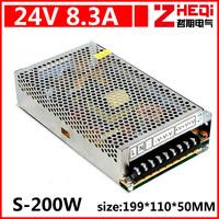 24 v 8.3 A switch power supply, 200 w LED lamp power supply, monitor power supply - DC24V AC110V / 220 v