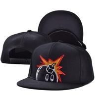 2014 fashion adult funny bomb men hats caps visor 1pcs AH013R