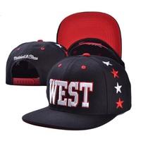 2014 fashion adult star letter hats caps visor 1pcs AH017R