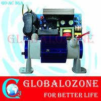 3G ozone ceramic tube with adjustable transformer