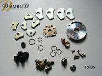 RHB5 Turbo Repair Kits spare parts Service kits rebuild kits for Isuzu