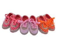 2014 Brand Nylon Lace Comfultable Cute All Season School Shoes Girls Sapato Infantil Menino Frozen Sneakers For Lovely Girls