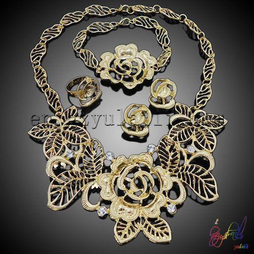 Turkish Jewellery Wholesale Set Turkish Gold Jewellery