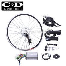 ebike kit Electric bike conversion kit 36V250W/48V350W motor MXUS brand without battery LED LCD display optional(China (Mainland))
