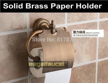 Бесплатная доставка метров антикварная бумаги полотенцедержатель ролл ванной комнаты ...
