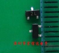 1000pcs/lot free shipping MMBT5401 2L 0.6A/180V PNP SOT23   100%  new   Original  Quality Assurance!!!