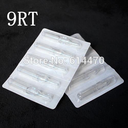 abastecimento descartáveis tattoo pontas bicos transparente rodada 9rt 250pcs/lot fornecedor de equipamentos para tatuagem(China (Mainland))