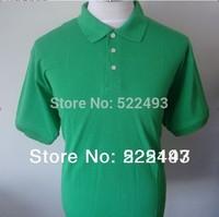 Free Shipping Man Polo New Men's Polo Shirt mens cotton multi-color polo shirt short sleeve plain shirts,Polo Sport Shirts