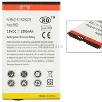 Brand New 2500mAh High Capacity Replacement Battery for MIUI Mi2 / Mi 2S, Model BM20