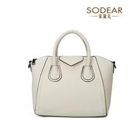 PRODUTIONS!Free Shipping Sodear Litchi grain smiley bag spring and summer women's handbag one shoulder cross-body lady handbag