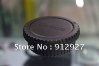Wholesale Plastic  Lens Back Cover&Camera Body Cap suit  for Canon Dustproof Protector