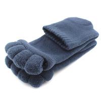 Massage Five Toe Socks Fingers Separator Socks Toe Health Massage Socks