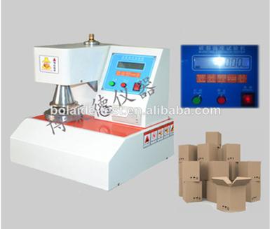 Paperboard Burst Strength Test Equipment/burst strength test machine(China (Mainland))