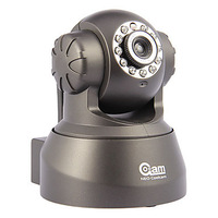 NEO Coolcam Wireless WiFi IP Camera (Dual Audio ,Plug&Play ,Pan/Tilt),P2P