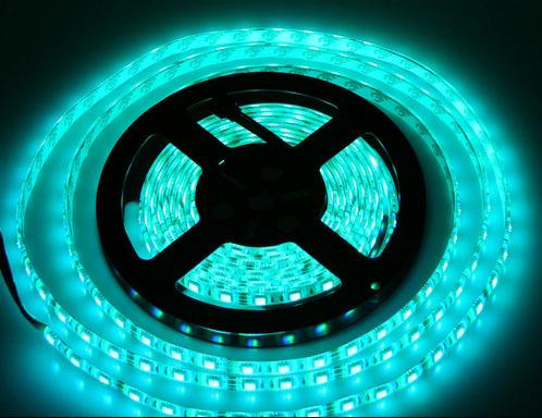 Светодиодная лента 12V 5050 IP65 SMD 5050  светодиодная лента 10 50 50 12v 30 smd 5050 v