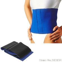 Body Leg Neoprene Cellulite Slimming Exercise Waist Sweat Belt Wrap Fat Burner(China (Mainland))