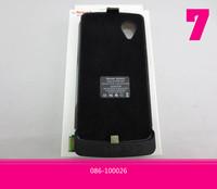 Charger for google Nexus 5  power bank 3800mah mobile Black Portable Good 1pcs Free shipping