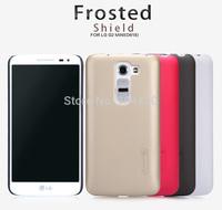 Free Ship! 20pcs For LG G2 mini D618  Nillkin skin cover phone case, Super Frosted Shield + 20pcs screen protectors