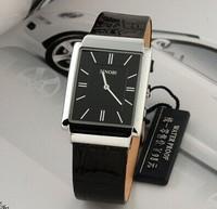 2014 SINOBI Brand Leather Strap Watch for Mens Man Fashion Style Quartz Military Waterproof Wristwatch  SNB9142