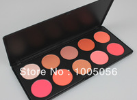 Makeup Cosmetic 10 Color Makeup Cosmetic Blush Blusher Powder Palette