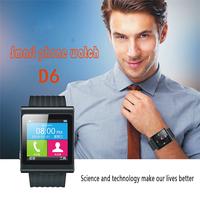 2014 top fashion Smart watch phone Mini camera 3.0 Bluetooth wristwatch Wearable Remote control camera watch phone Freeshipping