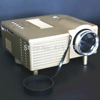 2014 Newest Pocket  Projector with AV VGA A/V USB & SD