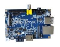 Banana Pi Compatible With Raspberry Pi 10/100/1000M ethernet development board,Gigabit ethernet port,SATA Free Shipping 20pcs/