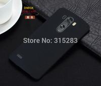 1pcs New Colorful Matte Rubber hard cover case For LG G3 Hard Matte Case for LG Optimus G3