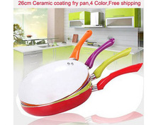 popular ceramic coating fry pan
