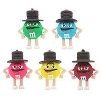 Hot sale 8GB Cartoon characters model usb flash drive Memory Pen drive Stick free shipping UD340