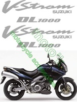 Freeshipping Motorcycle decals stickers graphics set kit motorbike transfers B for SUZUKI DL1000