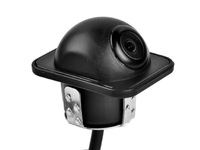 Rear-view Car Camera | Color CCD Waterproof Car  rear view Camera Wide Angle Mirror and Distance Scale Line