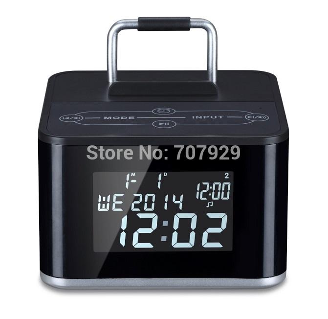 alarm clock radio phone combination promotion shop for. Black Bedroom Furniture Sets. Home Design Ideas