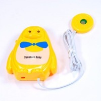 Baby enuresis alarm induction wet reminder baby music urine alarm