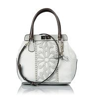 G 2014 original single women bag hit flower color rivet handbag shoulder inclined shoulder bag bag bucket