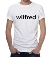 Wilfred T Shirt Men Rock Celebrity Famous Movie tee shirt men casual mens clothing camiseta masculina rock