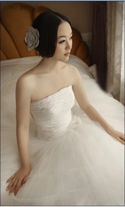 2014-new-special-wedding-dress-Korean-Bra-wedding-photo-studio ...