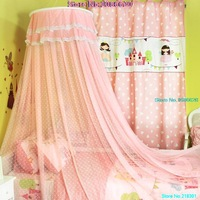 Free shipping Dome princess floor-nets for children bottomless ceiling bb bed infant child baby crib bed mantle
