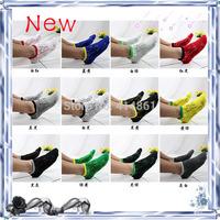 2014 new 12 colors Cotton socks ship man socks summer cotton socks personality labyrinth men socks (24 pieces = 12 pairs)