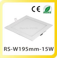 Wholesale 120pcs 110~240V Ultra Thin Square LED Panel Lamps Down Lights LED Light Board Disk