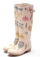 High series Women boots gaotong rainboots water shoes rain shoes