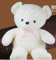 freeshipping80cm Luminous teddy bear cuddly teddy bear bear large puppets doll birthday gift