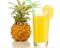 100g natural and organic pineapple powder tea,slimming & Whitening tea,Free Shipping