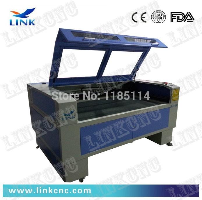 cnc + laser machine+80w non-metal material processing laser machine cnc 1490(China (Mainland))