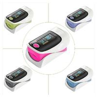 Hot selling 2014 Brand new oximetro de pulso Finger Pulse oximetro de dedo Oximete fingertip Pulse oximeter free shipping
