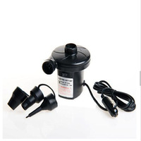 Free Shipping DC 12V 3800Pa Electric Air Pump 380L/min for Air Mattress Inflatable Boat bbr