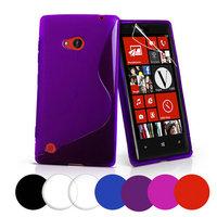 New S Line Soft TPU Case for Nokia Lumia 720 phone cover ,Anti-skid design tpu case for Lumia 720, Free Shipping