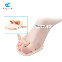 2PCS Nail tools TRIPLE Hallux Valgus Orthopedic Metatarsal Crooked Overlapping Hammer Toe Straightener Corrector Feet Care