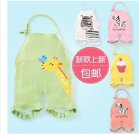 Baby Bibs apron cotton summer baby newborn colt in umbilical cord care nursing belly circumference